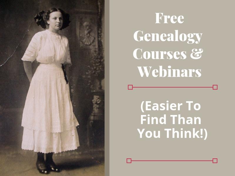 Get started finding your UK ancestors the frugal way. Free genealogy websites for you your UK genealogy research. #genealogy #free #familyhistory