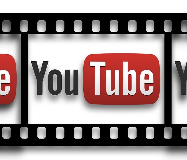Youtube film strip