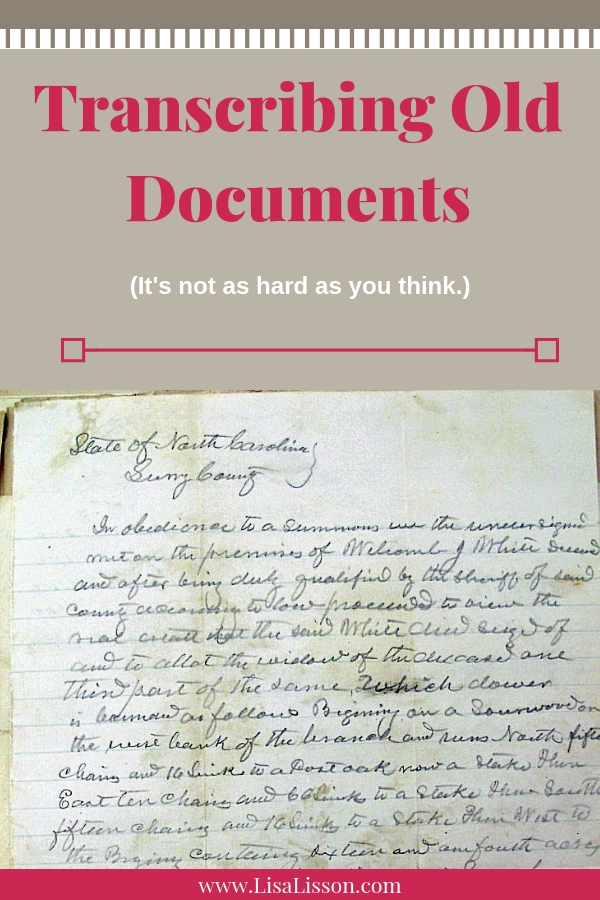 Every genealogist needs a photo-editing tool in their toolbox! Reading old faded handwriting just got so much easier! #genealogy #familyhistory #ancestors