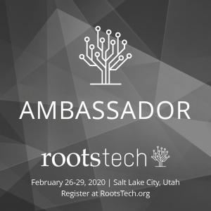RootsTech 2020 Ambassador