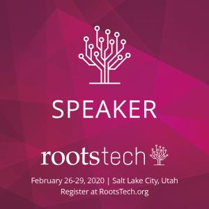 RootsTech 2020 Speaker Lisa Lisson