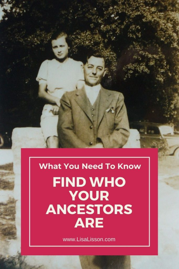 Find who your ancestors are with this genealogy guide.
