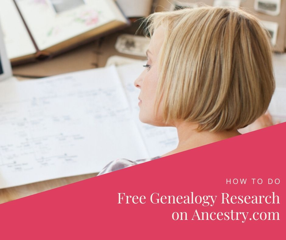 Wondering how to save money while trying to find your ancestors? Check out Ancestry.com's free genealogy records collections. You'll be surprised at what you find!