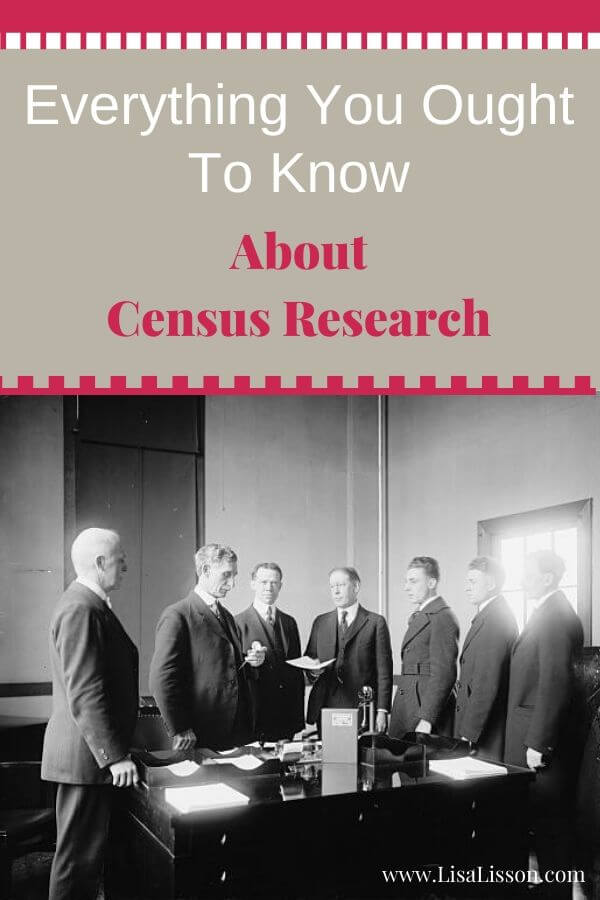 Census records are important to your genealogy research! Make sure you are getting everything out of that census research.