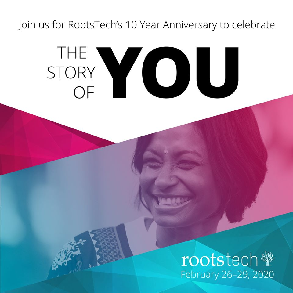 RootsTech 2020 The Story of You