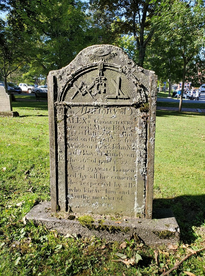 gravestone date of death
