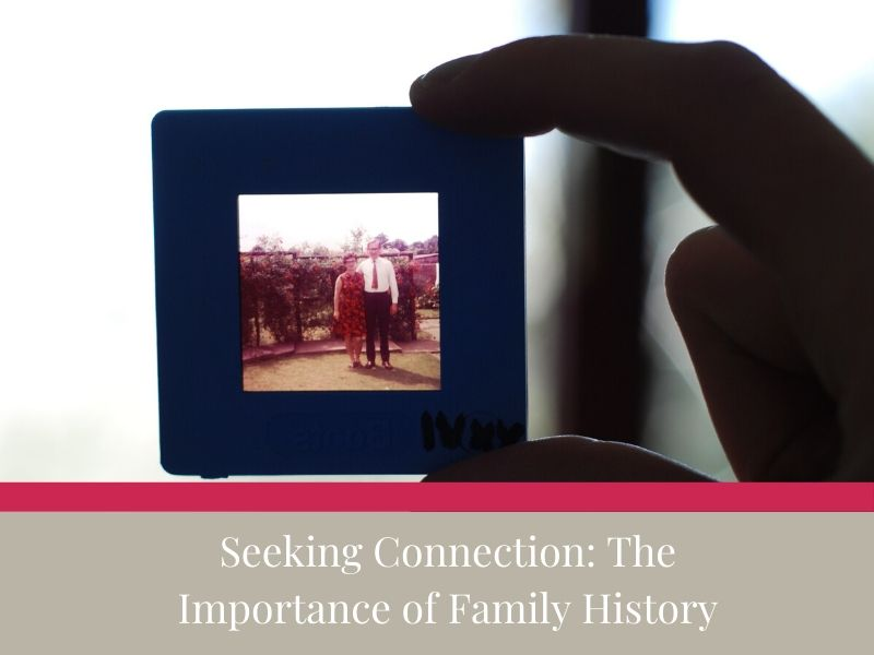 Seeking family connections? Learn how to find your ancestors by the trail they left in their records.