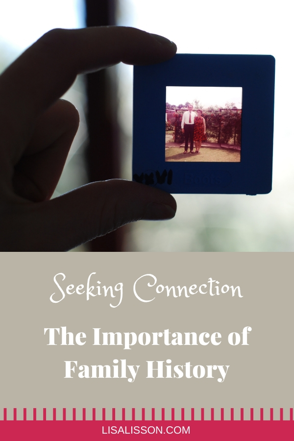 Seek out connections to your family history in the reocrds your ancestors left behind.