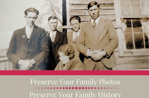 Wondering how to scan all those old family photos? Learn how to quickly scan and share your family memories!
