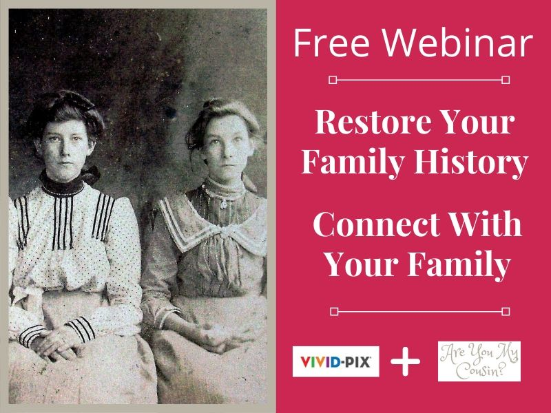 Restore your family history