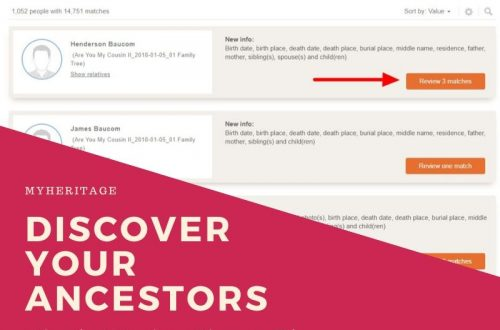 discover your ancestors