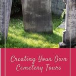 cemetery tours pin