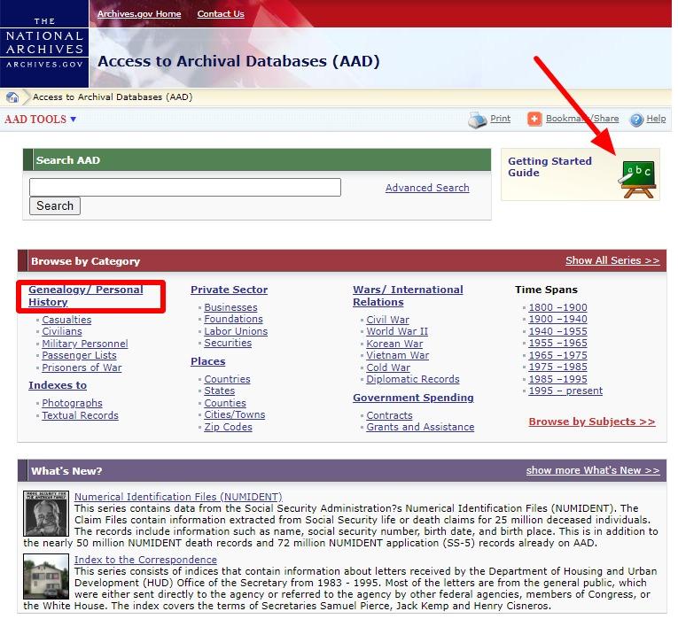 Nara AARD page