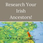 researching irish genealogy