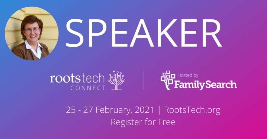 rootstech connect 2021 speaker banner