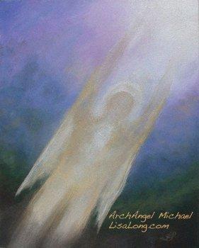 ArchangelMichaelLisaLong.comw