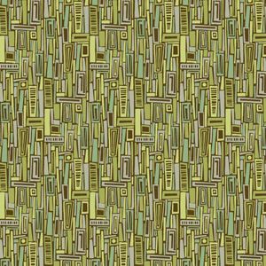 Succulents Bark Matrix Pattern