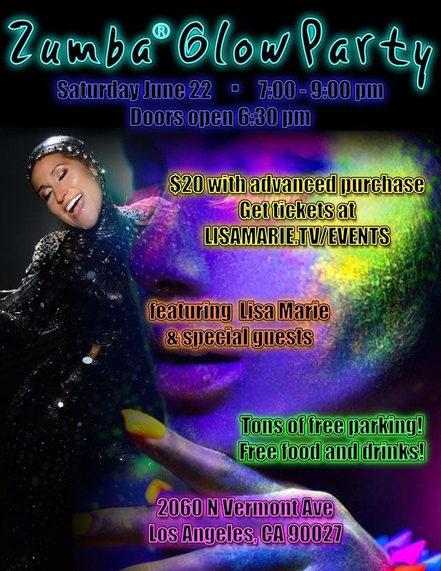 glowparty2019 flier