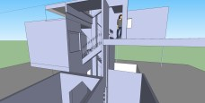 BBC What Remains build 2 (sketchup)flipped4