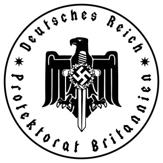 Occupation of Britain Logo