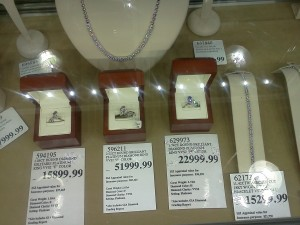 would you be upset if your fianc purchased your engagement ring from costco lisa marie pierre - Costco Wedding Rings