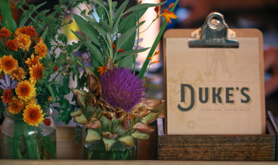Duke's Spirited Cocktails Bar