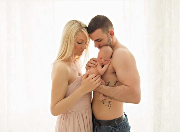 Family photographer Newborn baby - Sunderland County Durham