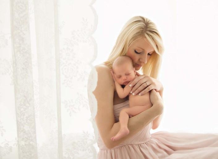 Newborn baby child mother Photographer - Sunderland County Durham North East
