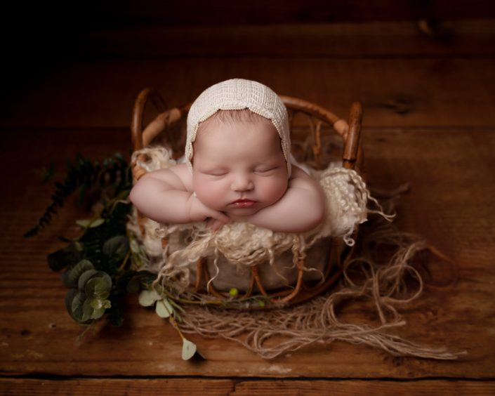 newborn baby photographer Sunderland