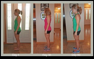 weight loss, non-scale victories, healthy eating, weight loss success story, shakeology success story