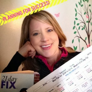 21 Day Fix Planning and Prep