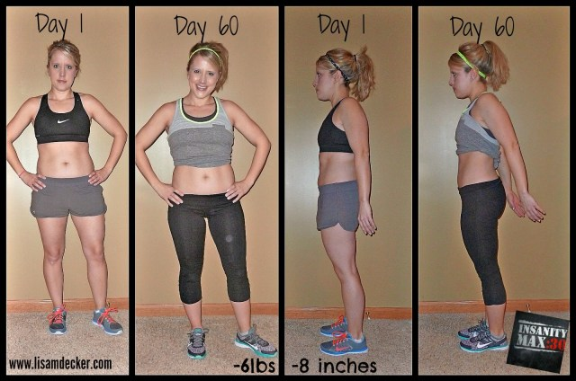 Insanity Max 30 is COMPLETE!! Check out my review and results!