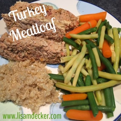 Turkey Meatload, 21 Day Fix Recipes, 21 Day Fix Extreme Recipes, Meatloaf