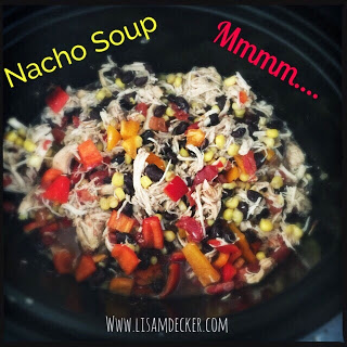 Nacho Soup, Clean Eating, Meal Planning, Healthy Dinners, Crock Pot Recipes