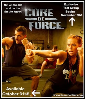 Core De Force, What is Core De Force, MMA Workout, Kickboxing Workouts, Meal Planning, Meal Plan Templates, home fitness program, Successfully Fit, Lisa Decker, Core De Force Test Group, Core De Force Results