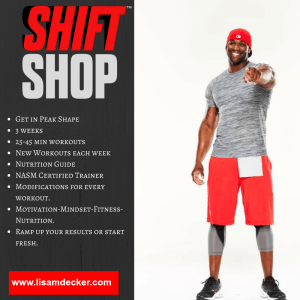 Shift Shop, Shift Shop Test Group, New Beachbody Program, What is Shift Shop, Home Fitness Program
