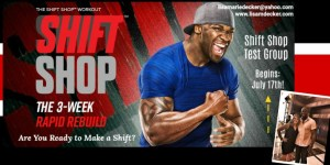 new beachbody program, shift shop program, shift shop test group, shift shop results, new home fitness program, new home workout, lisa decker, successfully fit