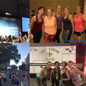 Live Beachbody Workouts, Beachbody Coach Summit 2017