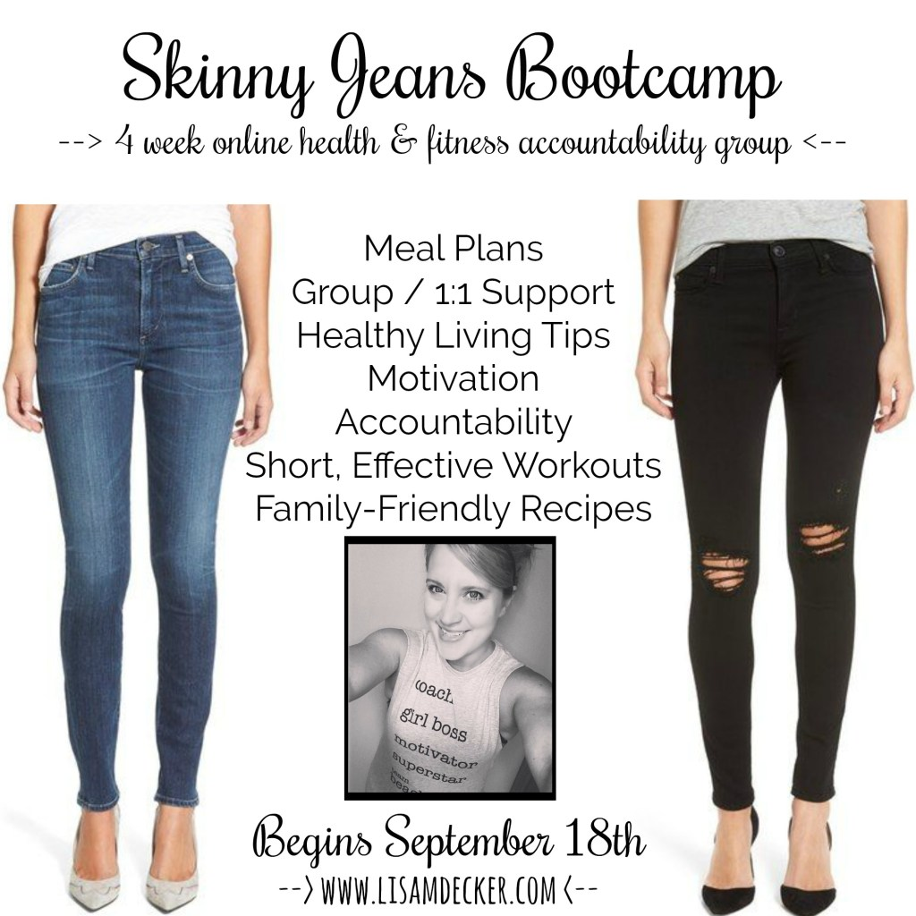 Skinny Jeans Bootcamp