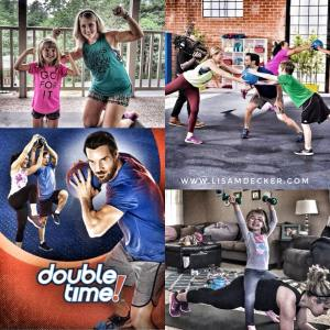 Family Fitness program, Family Workouts, Family Recipes, Double Time Program, New Tony Horton Program, Home Fitness, Partner Workouts, Kids Workouts, Meal Planning Support, Meal Planning Guide, Succesfully Fit, Lisa Decker, Beachbody Coach