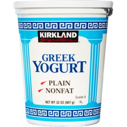 costco greek yogurt