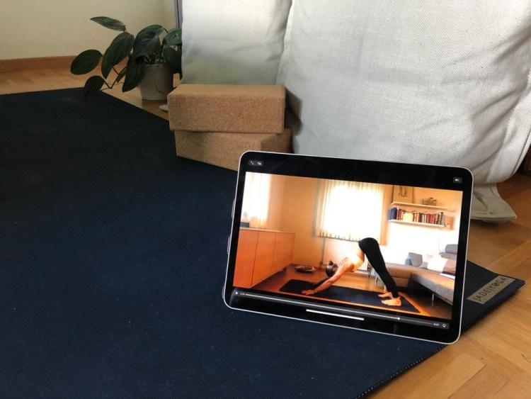 Olivia Online Yoga