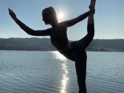 betreat Yoga im See