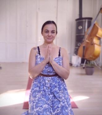 Andrea Vanini Yogateacher