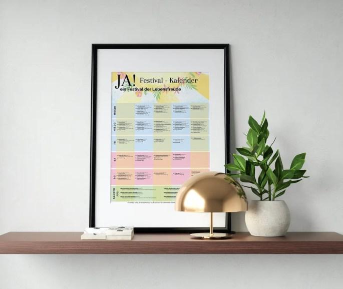 JA! Festival-Kalender