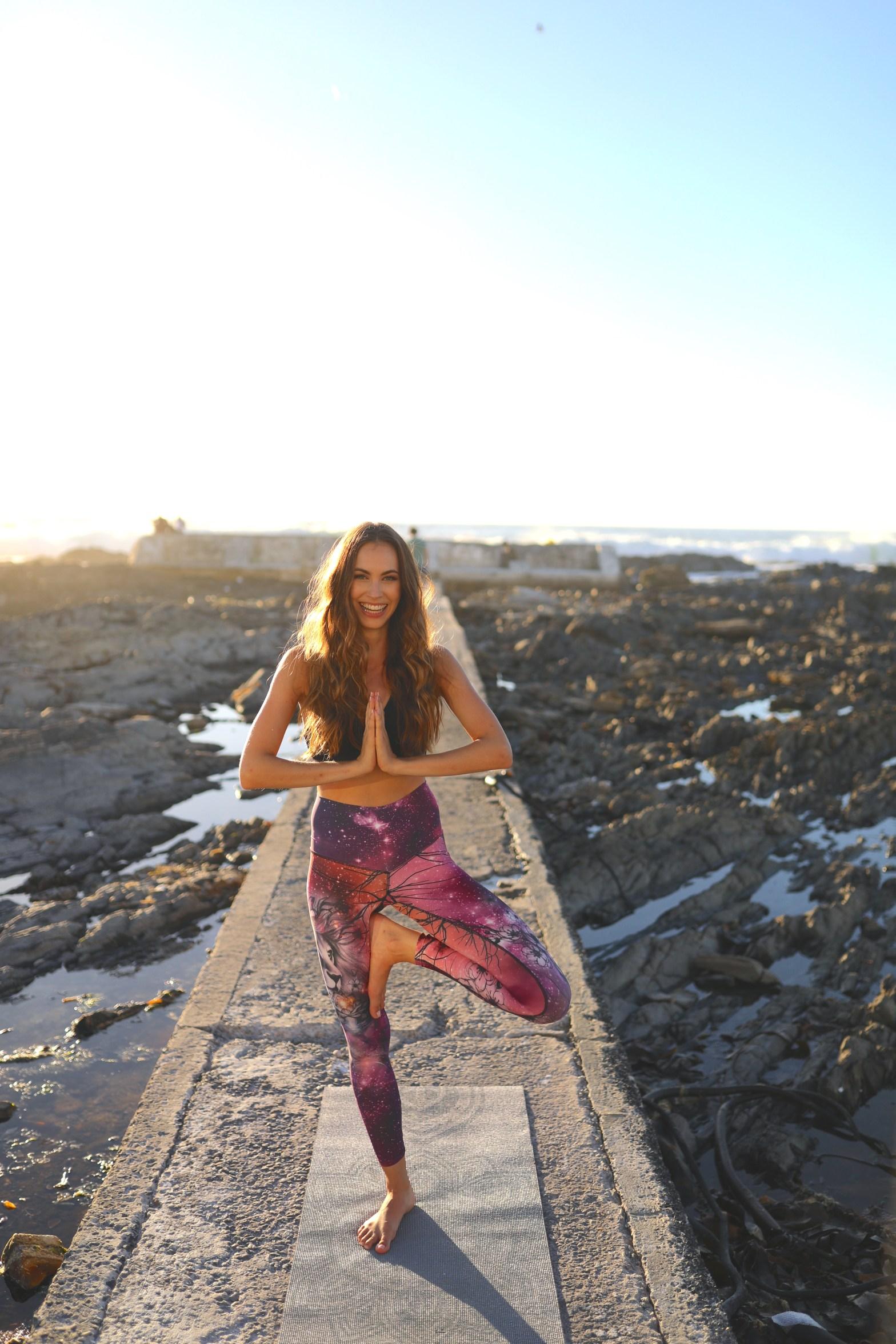 Janine Heini Yogalehrerin JA! Festival Zürich 2021