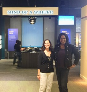 A Visit to the New American Writers Museum: An Inspiring