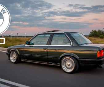 BMW E30 RS BBS 1989