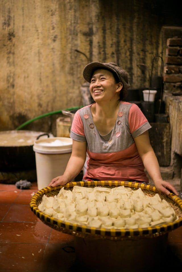 The Ingenious Way That Tofu Is Made in Vietnam