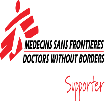 Doctors Without Borders Supporter Logo